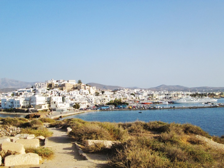 24 Hours in Naxos