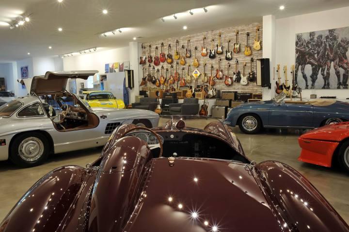Walt Vintage Cars