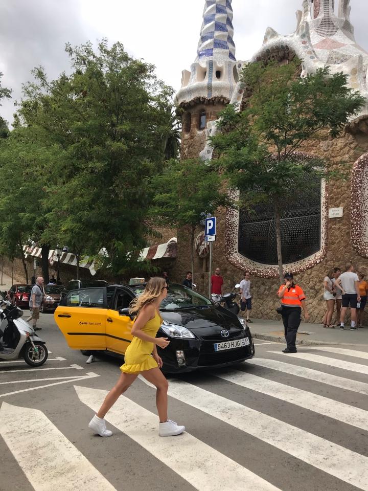 72 Hours inBarcelona
